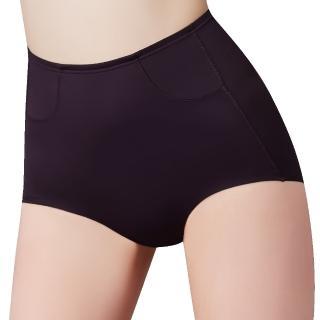 【Swear 思薇爾】輕塑型系列64-82高腰平口束褲(黑色)好評推薦  Swear 思薇爾