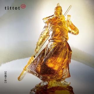 【tittot 琉園】忠義千秋擺飾(琉璃)  tittot 琉園