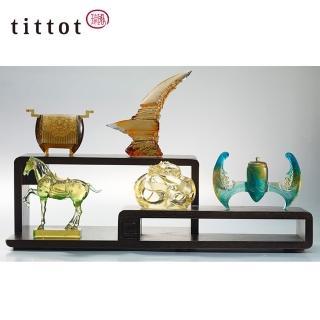 【tittot 琉園】經典飛耀20 擺飾(琉璃)  tittot 琉園