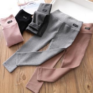 【小衣衫童裝】中小童高腰寬鬆緊帶內搭舒適彈力長褲(1070931)  小衣衫童裝