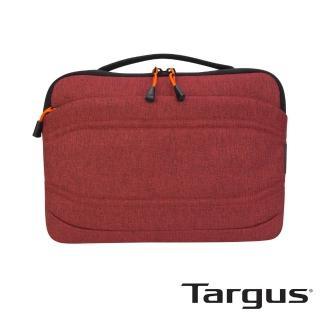 【Targus】TSS97902 Groove X2 Slimcase 13 吋躍動電腦側背包(珊瑚紅)  Targus