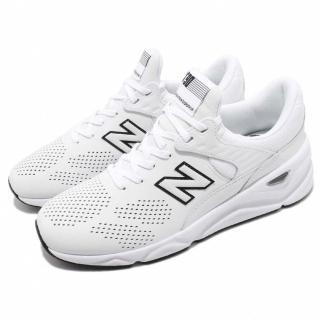 【NEW BALANCE】休閒鞋 MSX90CLED 襪套 運動 男鞋 紐巴倫 皮革 質感 穿搭 舒適 球鞋 白 黑(MSX90CLED)推薦折扣  NEW BALANCE