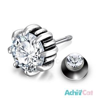 【AchiCat】925純銀耳環 復古魔爪 栓扣式耳環 抗過敏鋼耳針 GS7064好評推薦  AchiCat