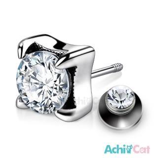 【AchiCat】925純銀耳環 復古鷹爪 栓扣式耳環 抗過敏鋼耳針 GS7070  AchiCat