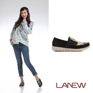 【La new】DCS 輕量 迷彩紋 懶人鞋(女224025935)好評推薦  La new