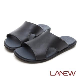 【La new】PU氣墊拖鞋(男224077030)  La new