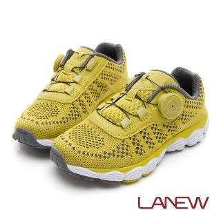 【La new】輕量旋轉釦慢跑鞋(童224690140)  La new