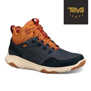 【TEVA】男 Arrowood 2 Mid WP 中筒防潑水休閒鞋(午夜海軍藍-TV1093960MDNV)  TEVA