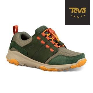 【TEVA】小童/大童 Arrowood 2 Low WP 低筒防潑水休閒鞋(昆布綠-TV1093991CKGN/TV1093991YKGN) 推薦  TEVA