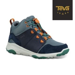 【TEVA】小童/大童 Arrowood 2 Mid WP 中筒防潑水休閒鞋(午夜海軍藍-TV1093994CMDNV/TV1093994YMDNV)推薦折扣  TEVA