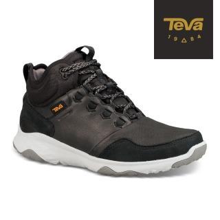 【TEVA】男 Arrowood 2 Mid WP 中筒防潑水休閒鞋(黑-TV1093960BLK)推薦折扣  TEVA