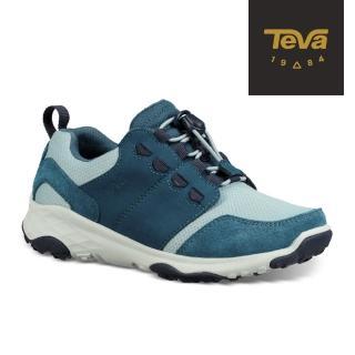 【TEVA】小童/大童 Arrowood 2 Low WP 低筒防潑水休閒鞋(大西洋藍-TV1093991YATDP/TV1093991CATDP)真心推薦  TEVA