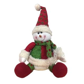 【BonBon naturel】北歐風聖誕玩偶/買就送日本紅綠彩帶一組(玩偶 裝飾 禮物 聖誕節/交換禮物)好評推薦  BonBon naturel