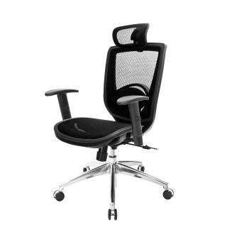 【吉加吉】高背全網 電腦椅 鋁腳/升降扶手(TW-81X6LUA5)推薦折扣  吉加吉