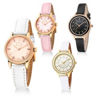 【ELLE】專櫃經典熱銷女錶(11款可選)好評推薦  ELLE