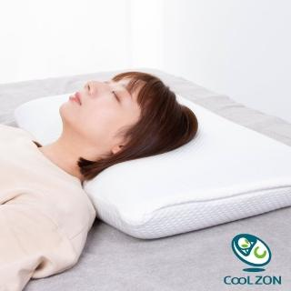 【COOLZON】3D釋壓體感枕  COOLZON