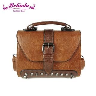 【Belinda】復古亞斯科側背包-三色推薦折扣  Belinda