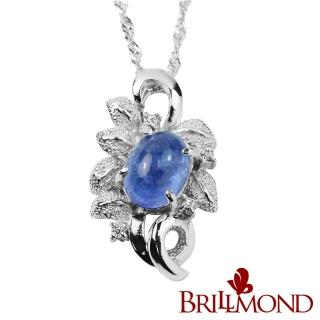 【BRILLMOND JEWELRY】水漾丹泉石墜(1克拉) 推薦  BRILLMOND JEWELRY