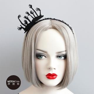 【摩達客】萬聖派對頭飾-喪屍鬼手創意造型髮箍強力推薦  摩達客