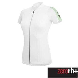 【ZeroRH+】義大利 SPIRIT 女仕專業自行車衣(白色 ECD0256_071)強力推薦  ZeroRH+