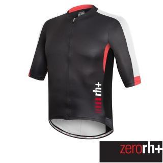 【ZeroRH+】義大利SHIVER男用專業自行車衣(黑/紅、黑/白、黑/螢光黃 ECU0345)好評推薦  ZeroRH+