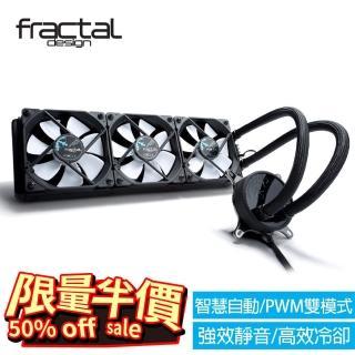 【Fractal Design】Celsius S36 一體式水冷散熱器 360 mm 推薦  Fractal Design