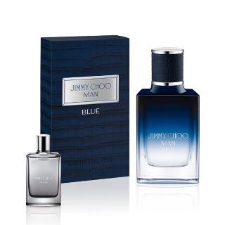 【JIMMY CHOO】酷藍男性淡香水30ml(加贈隨機小香乙瓶)  JIMMY CHOO