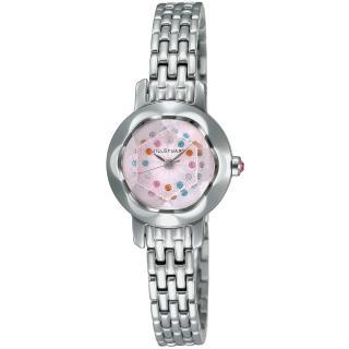 【JILL STUART】Ring MB系列名媛氣質時尚錶款(銀 JISILDA005)強力推薦  JILL STUART