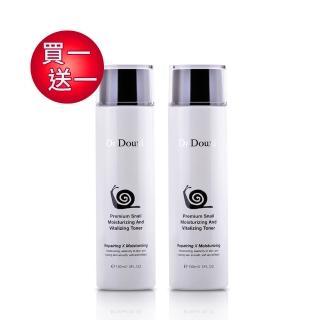 【Dr.Douxi 朵璽】頂級柔潤蝸牛活膚露 150ml(買一送一) 推薦  Dr.Douxi 朵璽