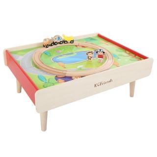 【KCFriends】奇幻遊戲桌(軌道車收納桌)  KCFriends
