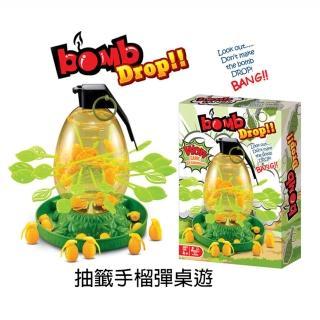 【GCT玩具嚴選】抽籤手榴彈桌遊(抽簽桌遊 適合多人同遊)  GCT玩具嚴選
