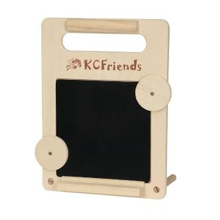 【KCFriends】K哥小黑板(木製留言板)  KCFriends