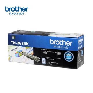 【Brother】TN-263BK 原廠標準容量黑色碳粉匣  Brother