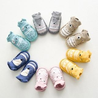 【Baby童衣】韓版立體嬰兒低幫學步鞋襪 86002(共6色) 推薦  Baby童衣
