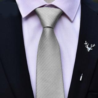 【拉福】領帶6cm中窄版領帶精工拉鍊領帶(多色 可選色)強力推薦  拉福