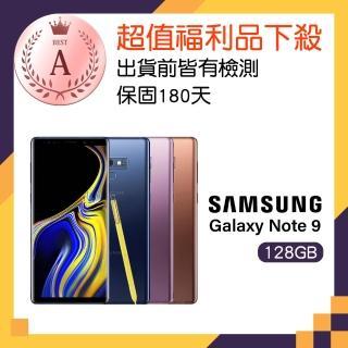 【SAMSUNG 三星】福利品 Galaxy Note 9 128GB 智慧手機  SAMSUNG 三星