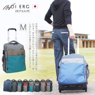 【MOIERG】Backpacker悠遊背包客3WAY隨身背包 M-7色可選(3WAY隨身背包)好評推薦  MOIERG