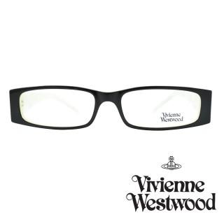 【Vivienne Westwood】光學鏡框時尚英倫龐克風-黑177 01(黑-VW177 01)好評推薦  Vivienne Westwood