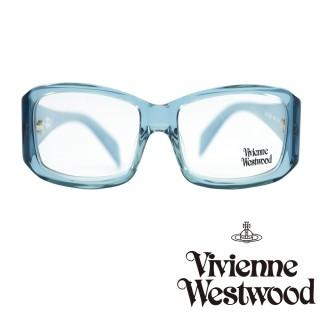 【Vivienne Westwood】光學鏡框英倫風-透藍-VW199 04(透藍-VW199 04)推薦折扣  Vivienne Westwood