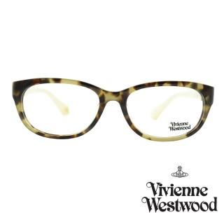 【Vivienne Westwood】光學鏡框英倫風-琥珀-VW353V 03(琥珀-VW353V 03)真心推薦  Vivienne Westwood