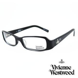 【Vivienne Westwood】光學鏡框經典英倫風-黑-VW165 01(黑-VW165 01)  Vivienne Westwood