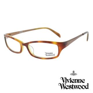 【Vivienne Westwood】光學鏡框線條工業英倫風-琥珀-VW162 02(琥珀-VW162 02)推薦折扣  Vivienne Westwood