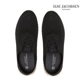 【ILSE JACOBSEN】ADEA4072輕量運動鞋-黑(運動鞋 好穿 無負擔)強力推薦  ILSE JACOBSEN