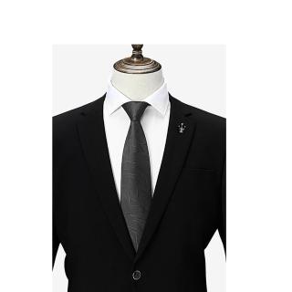 【拉福】領帶8cm寬版雪片領帶拉鍊領帶真心推薦  拉福