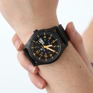 【玖飾時尚】手錶帆布錶搭戴SEIKO機芯(手錶)  玖飾時尚