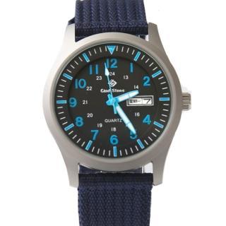 【玖飾時尚】手錶帆布錶搭戴SEIKO機芯(手錶)好評推薦  玖飾時尚