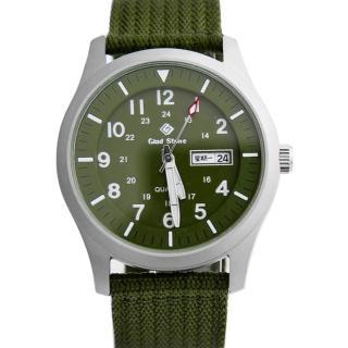 【玖飾時尚】搭載SEIKO石英機芯帆布手錶(手錶)  玖飾時尚