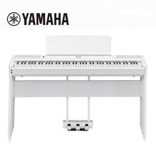 【YAMAHA 山葉】P515 WH 88鍵標準木質琴鍵電鋼琴 旗艦機種 典雅白色(原廠公司貨 商品保固有保障) 推薦  YAMAHA 山葉