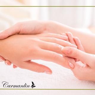 【卡蔓林Carmanlin】手部基礎保養+熱石按摩(美甲) 推薦  卡蔓林Carmanlin