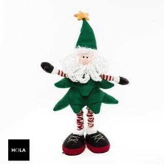 【HOLA】耶誕電動升降聖誕老人 54CM好評推薦  HOLA